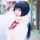 Saiki Kusuo no Psi Nan telepathy 80cm blue black cosplay wig
