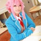 Ensemble Stars Tori Himemiya short pink cosplay wig