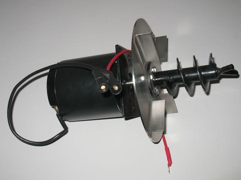 36003 salt spreader repair kit for meyer buyers motor for Meyer salt spreader motor