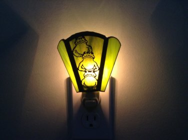 More Stained Glass Nightlights
