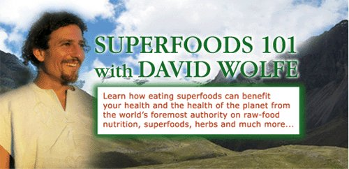 Sunfoods by David Wolfe