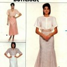 Butterick 3693 Family Circle Collection A-line Skirt Size 8 - 12