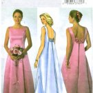 Butterick 4096 Sewing Pattern Misses Evening Length Dress Gown Size 6 - 10