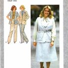Simplicity 8965 Sewing Pattern Misses Skirt Pants Jacket Vest Size 18 1/2 - Bust 41