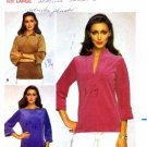 Butterick 4055 Sewing Pattern Misses Timeless Fashions 2 Hour Tops Size 16 - 18 - Bust 38 - 40