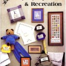 Everyday Sports & Recreations Cross Stitch Book