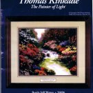 Thomas Kinkade Beside Still Waters Cross Stitch Kit The Painter of Light