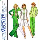 McCall's 4403 Sewing Pattern Misses Shirt-Jacket Skirt Pants Size 18 1/2 - 41