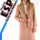 Simplicity 5692 Sewing Pattern Misses Slim Skirt Jacket Suit Size 10 - 14 - Bust 32 1/2 - 36