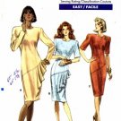 Vogue 7069 Sewing Pattern Misses Semi-Fitted Flounced Dress Size 8 - 12 - Bust 31 1/2 - 34