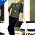1980's See & Sew 5232 Sewing Pattern Top & Pants Size 8 - 10 - 12