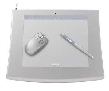 Wacom Intuos2 9x12 USB Tablet -Platinum (XD912USBPLAT)