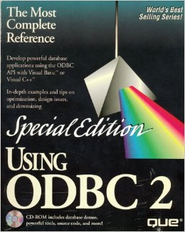 Using Odbc 2: Special/Book and Cd Rom