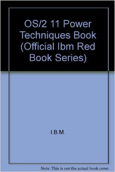 Os/2 2.11 Power Techniques/Book and Cd Rom