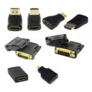 Komingo Hdmi Cable Adapters KIT and Hdmi to DVI Adapters 8-pc Set