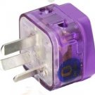 HIGH QUALITY AC POWER TRAVEL ADAPTER PLUG FOR AUSTRALIA CHINA NEW ZEALAND ARGENTINA FIJI ISLANDS /
