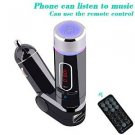 UFMV9 FM Transmitter,the Best Wireless Bluetooth Handsfree Car Kit/Adapter, with USB Port/car charg