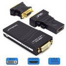 Zettaguard USB 2.0 to VGA / DVI / HDMI Multi Display Adapter / Video Graphics Adapter for Multiple