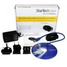 StarTech.com SuperSpeed USB 3.0 to SATA III Adapter - USB 3 to SATA 3 Converter Adapter for 2.5in o