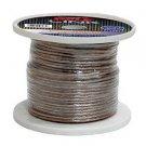 Pyle 16 Gauge 50 ft. Spool of High Quality Speaker Zip Wire
