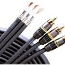 Monster MV3CV-1M Component Video Cables (1 meter) (Discontinued by Manufacturer)