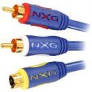 2 meter S-Video / Stereo Audio Cable