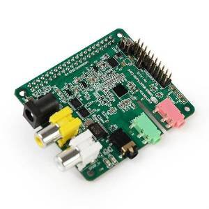 Cirrus Logic Raspberry Pi Audio Card