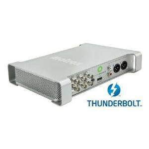 Matrox MXO2 LE Max with Thunderbolt Adapter