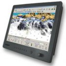 Lite Series 15 Monitor, MFG# KEPL-15, 15 color LCD, auto scaling, 1000 nit, no PIP, 12 or 24 V.