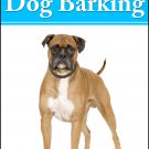 HOW TO STOP DOG BARKING - Methods to Stop Your Dog's Excessive Barking - eBook