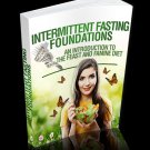 Intermittent Fasting Foundations - Ebook