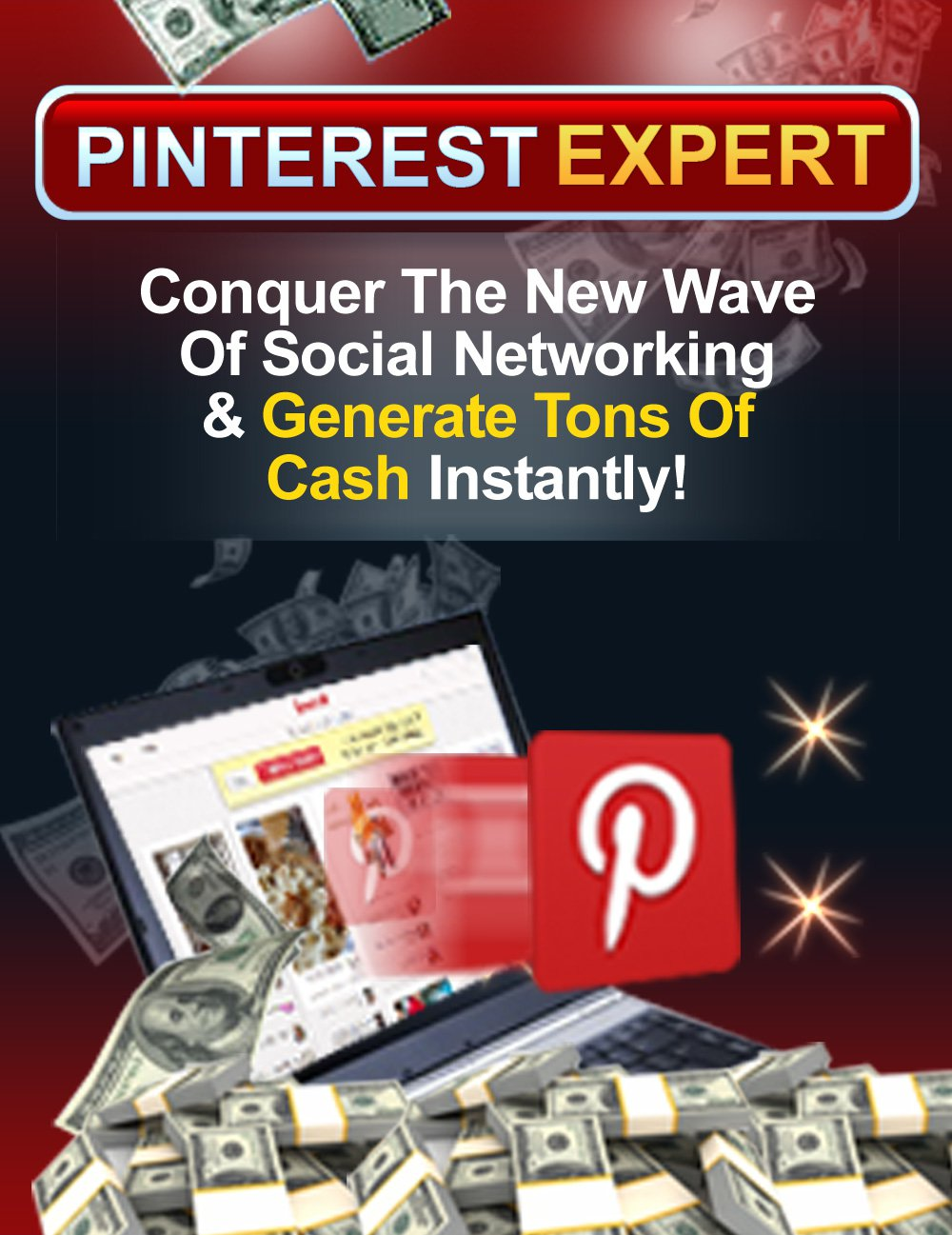 Pinterest Expert - Cash Generating Course MP4 Videos & Ebook
