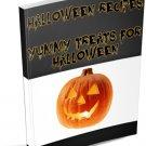 Halloween Recipes & Horrifying Halloween Stories - Ebooks