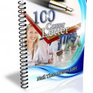 100 Tips On - Resume Writing, Cover Letters, Self Help, Public Speaking
