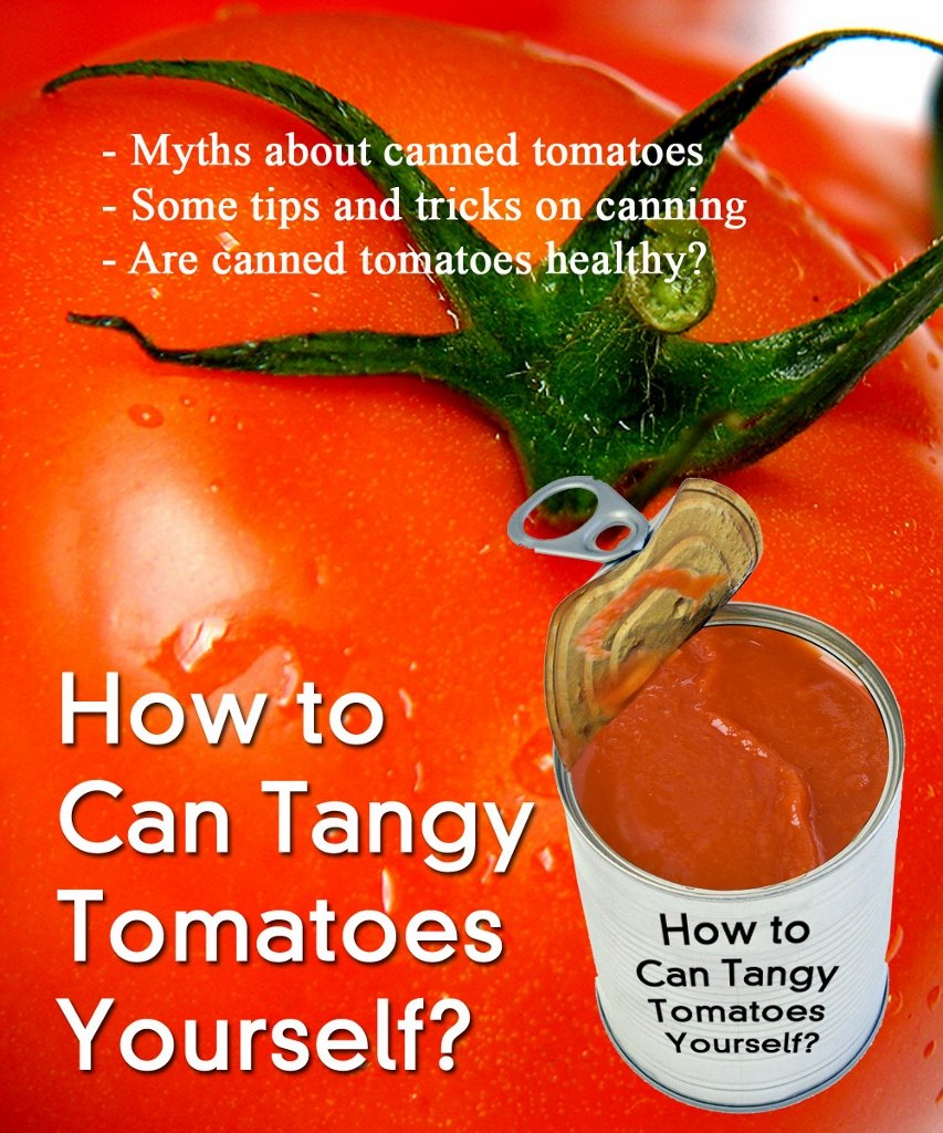 How To Can Tangy Tomatoes - A Comprehensive Guide -  MP3 Audio & Ebook Set