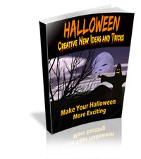 Halloween - Creative New Ideas and Tricks Ebook & MP3 Audio Set