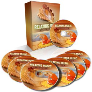 Relaxing Music Collection -MP3 Audio  & Ebook