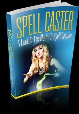 Spell Caster - Ebook