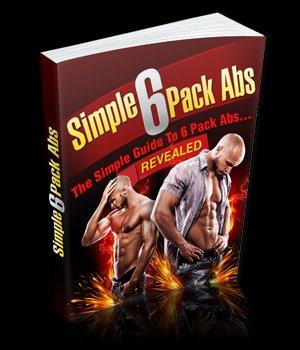 Simple 6 Pack Abs - Ebook