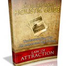 The Holistic Guide - To Understanding  - The Laws Of Attraction - Ebook