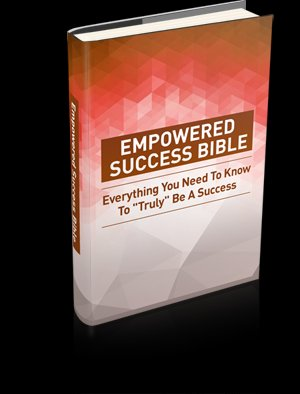 Empowered Success Bible - Success Is A Wonderful World And Concept - Ebook