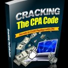 Cracking The CPA Code - Ebook
