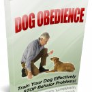 Dog Obedience Training Guide - Ebook