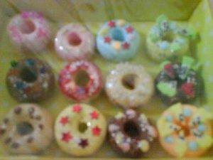Miniature Donuts