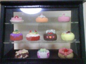 Miniature Cakes