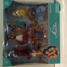 Disney Aladdin Collectible Figures New in box