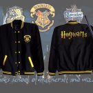 Very RARE and Limited Collectible Newest Hogwarts Harry Potter Varsity Jacket !!!