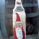 Santa's Bourbon Bottle