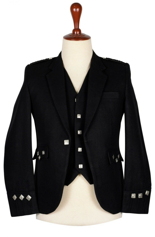 Made to Measure - Premium Quality Argyle Jacket and Waistcoat