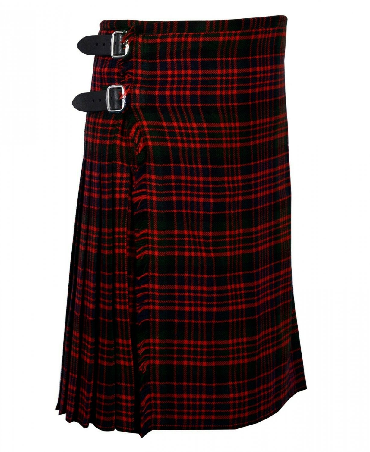36 Inches Waist Traditional 8 Yard Handmade Scottish Kilt For Men - Macdonald Turtan